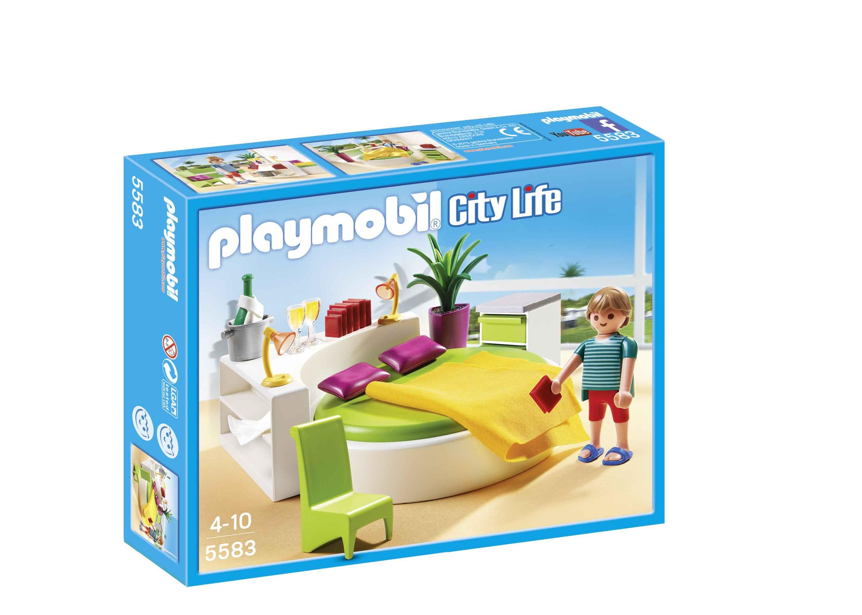 Playmobil prinsessen slaapkamer : Playmobil City Life 5583 Slaapkamer ...