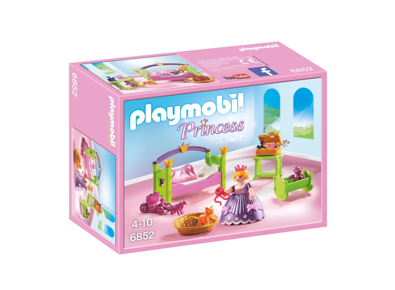 Playmobil prinsessen slaapkamer : Playmobil 6852 Slaapkamer van de ...
