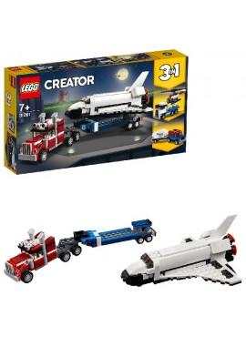 LEGO 31091 Creator Shuttle Transporter