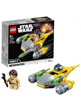 LEGO 75223 Starwars Naboo Microfighters